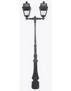 Lampadar din fier forjat [cod: 10531/1]