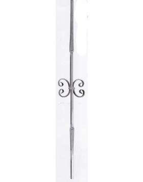 Element fier forjat pentru balustrada [cod: 1701/7]