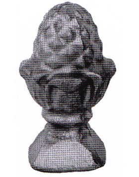 Element fier forjat - paftale si conuri [cod: 749/17]