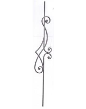 Element fier forjat pentru balustrada [cod: gd156/1]